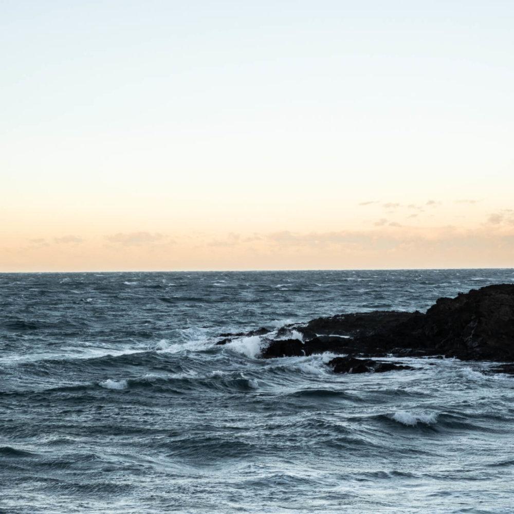 décembre à la mer