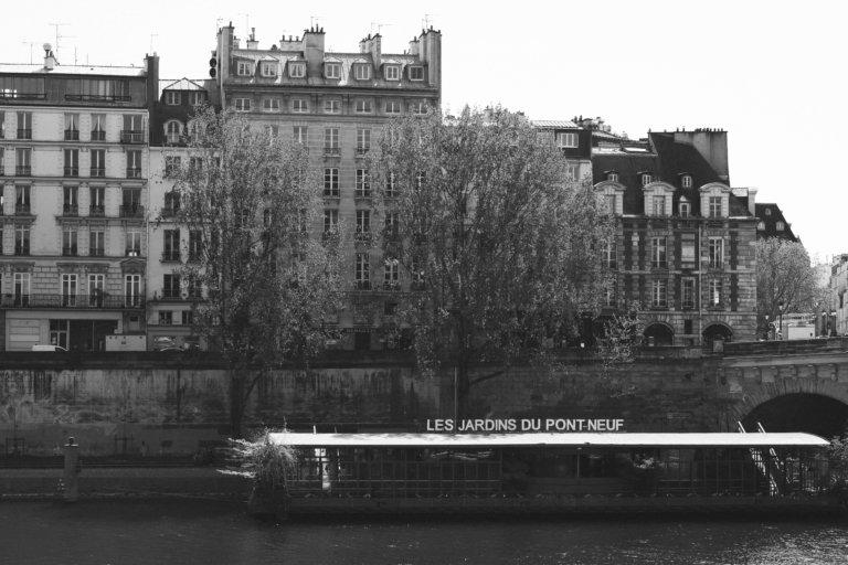 Paris au soleil